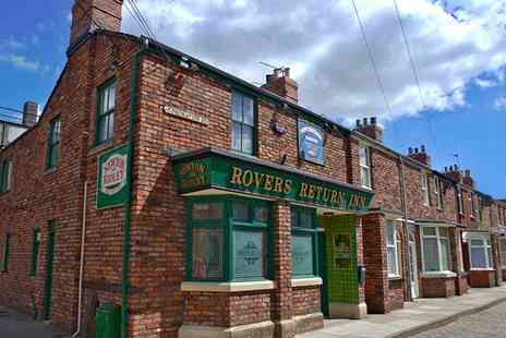 Novotel Manchester West - One Night stay with tickets for a Coronation St Tour - Save 48%