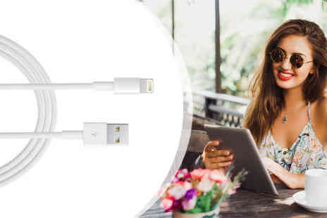 AIODistribution - Apple iPhone Lightning Cable 1M - Save 47%