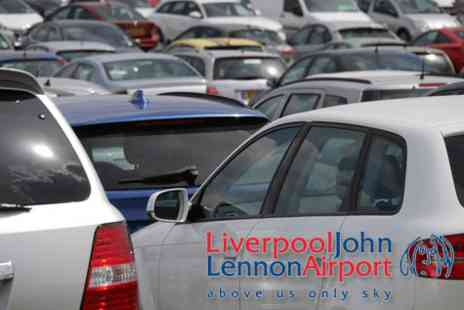 South Liverpool Airport Parking - Eight  day airport parking  - Save 52%