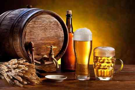 National Brewery Centre - Brewery tour and tasting session for Two - Save 50%
