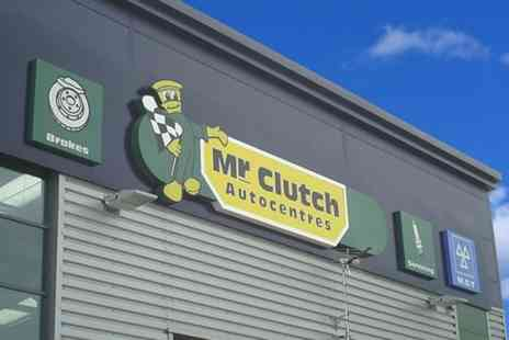 Mr Clutch Autocentres HO - Air con re gassing and cleaning service  - Save 51%