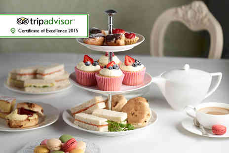 The Little Underbank Tea Room - Afternoon tea for two - Save 43%