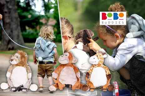 Bobo Buddies - Kids backpack toy with reins  - Save 35%
