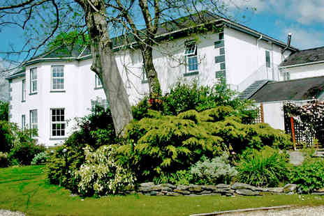 TyGlyn -  Two night Scenic Welsh Getaway near Cardigan Bay with Tregroes Waffles on Arrival - Save 46%