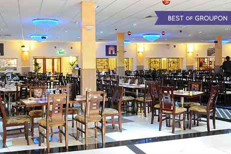 The Venue Cuisine - Sunday Carvery and International Buffet Meal For One - Save 56%
