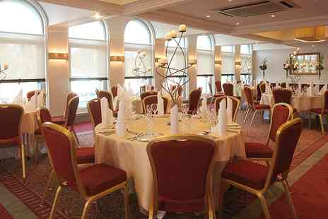 Hilton Glasgow Grosvenor Hotel - Wedding Package - Save 50%