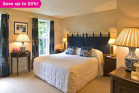Lovelady Shield Country House Hotel - One Two Night Stay for Two in Superior Roomwith Daily Full Cumbrian Breakfast - Save 53%