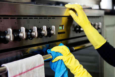 Chester Cleaning - Deep Clean for Oven Including Grill and Hob - Save 58%