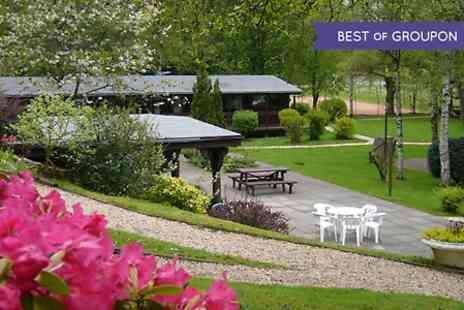 Altamount Chalets - Three Night Self Catering Stay For 2  - Save 0%