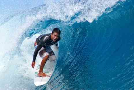 Magikvanilla - Seven or Fourteen Nights For One With Breakfast and Surf Lessons - Save 0%