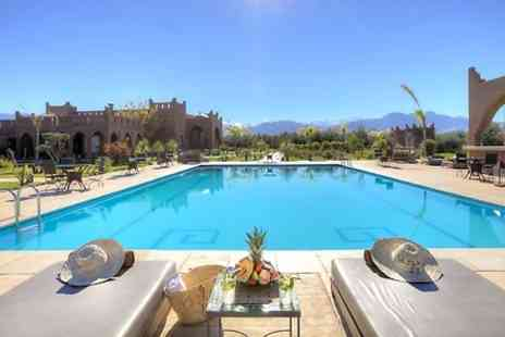 The Kasbah Igoudar Boutique Hotel - One to Seven or Fourteen Nights stay For Two With Breakfast  - Save 0%