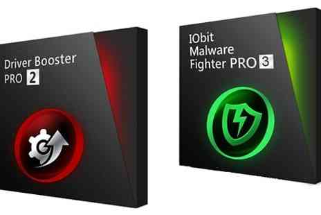 Binary Distribution - IObit Driver Booster 2 Pro Including Malware Fighter 3 Pro Software - Save 81%