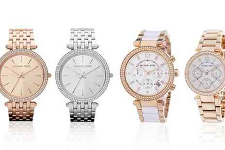Photo Direct - Michael Kors Ladies Watches With Free Delivery - Save 33%