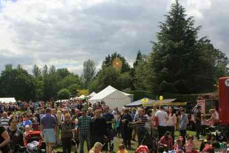 Great British Food Festival - Tickets to Dalemain Estate Food Festival  - Save 50%