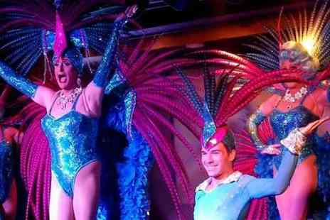 STILLIES SHOWBAR  - Show and Dine for One  - Save 50%