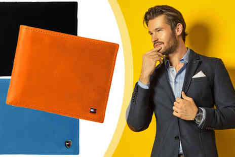 Intriangle Solutions - Tommy Hilfiger Wallet - Save 58%