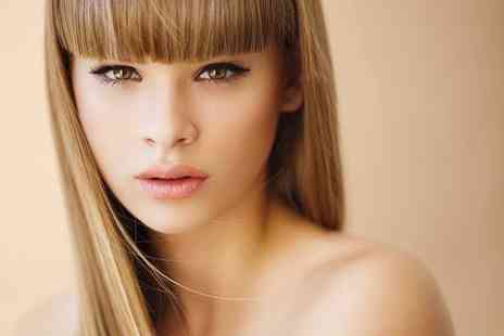 Hairs & Graces - Cut and Blow Dry With Highlights - Save 54%