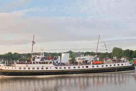 White Funnel - MV Balmoral Trip on The Bristol Channel  - Save 0%