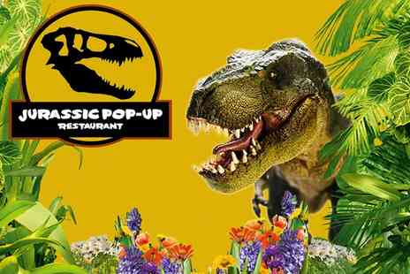Jurassic Restaurant - Ticket to Jurassic Restaurant Experience  - Save 7%