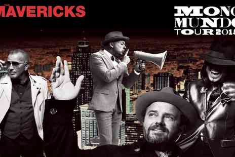 Live Nation - One Tickets to The Mavericks  - Save 43%