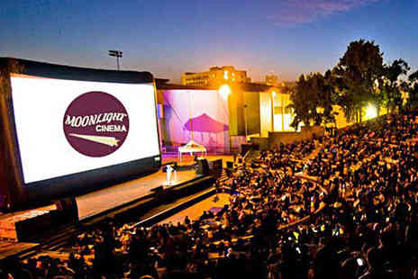 Moonlight Cinemas - Outdoor Cinema Ticket for One   - Save 40%