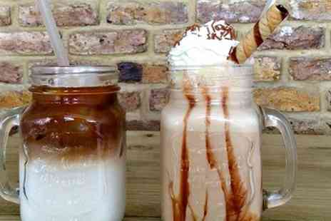 Mikis Paradise - Milkshakes With Three Toppings For One - Save 34%