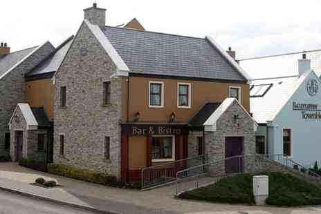 Ballyliffin Townhouse - One or Three Nights stay For Two With Breakfast - Save 33%