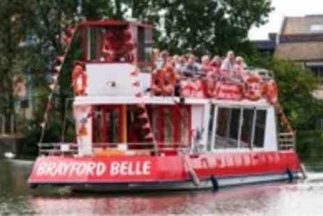 Brayford Belle -  Lincoln Boat Trip  - Save 36%