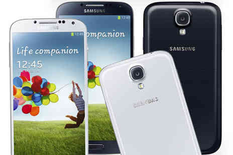 Orion - Samsung Galaxy S4 Smartphone 16GB - Save 51%
