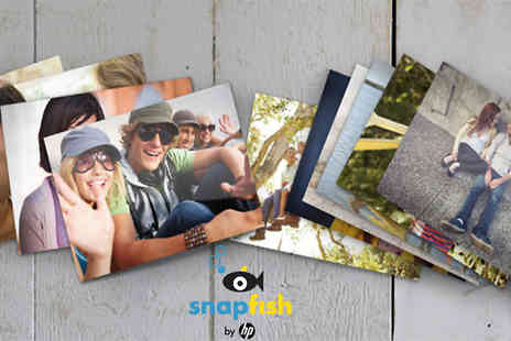 Snapfish - 100 Photo Prints  - Save 89%