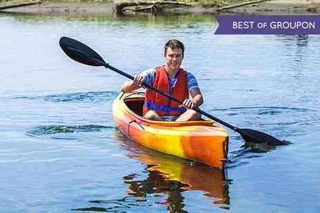 Action Adventure Activities - Canoeing and Kayaking Trip  - Save 68%