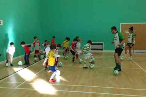 Football Superstars - One Hour or 90 Minute Childrens Football Party  - Save 67%