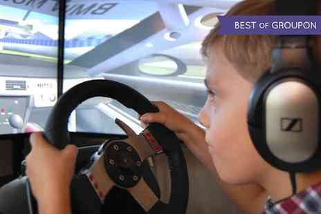 Simply Race - Simulator Session For One - Save 38%