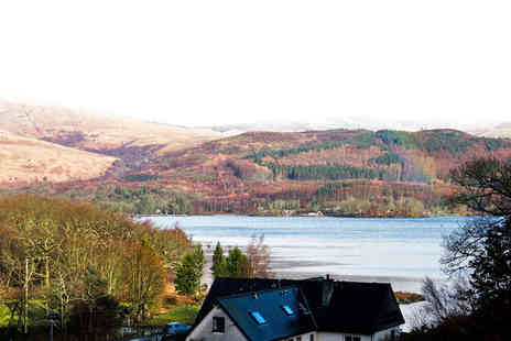 The Inn on Loch Lomond - Four Star Gourmet Scottish Highlands Loch Getaway - Save 50%