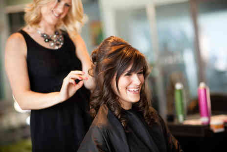 ID Beauty Salon - Ladies Wash, Cut and Blow Dry  - Save 50%