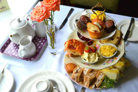 The Bingley Arms - Afternoon Tea for Two  - Save 52%