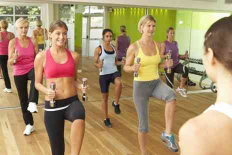 QuickFit - Choice of Ten 30 Minute Fitness Classes - Save 58%