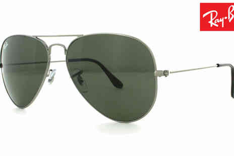 Fashion eyewear - Ray Ban Aviator 3025 Sunglasses - Save 57%