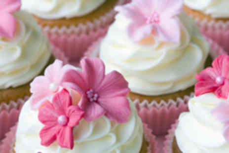 The Cupcake Workshop - 3 hour cupcake making class and up to 12 cupcakes to take home - Save 72%
