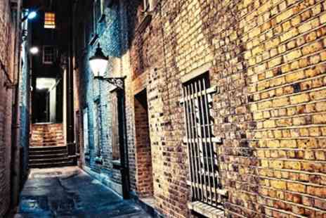 Golden Tours - Jack the Ripper London Walking Tour - Save 50%