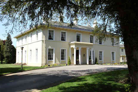 Eastwood Hall - One night stay for two with a two course dinner, wine and breakfast  - Save 34%