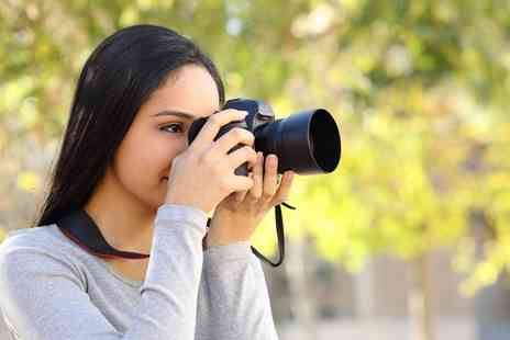 DSLR Learning - One day beginners photography workshop  - Save 88%