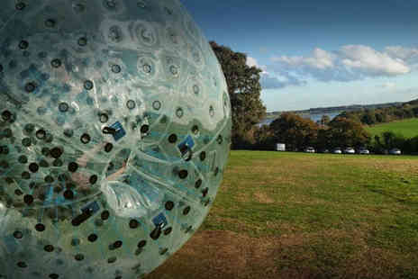 Orb Zorbing - Zorbing and mountain boarding experience for two  - Save 54%