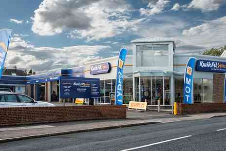Kwik Fit - Car Air Conditioning Recharge Plus Servicing Voucher  - Save 39%