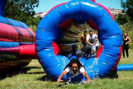 All Star Action Days - It's a Knockout Event Entry For Four  - Save 51%