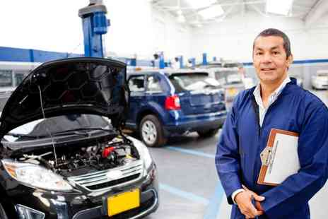 Aintree Service Centre - Car Air Conditioning Service With Re Gas - Save 0%