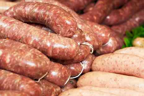 Spencers Farm Shop - Sausage Making Workshop for One  - Save 0%