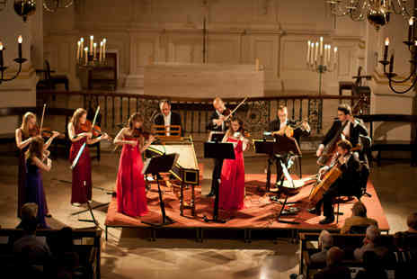 London Concertante - Tickets to London Concertante Vivaldi and Bach Concertos - Save 44%