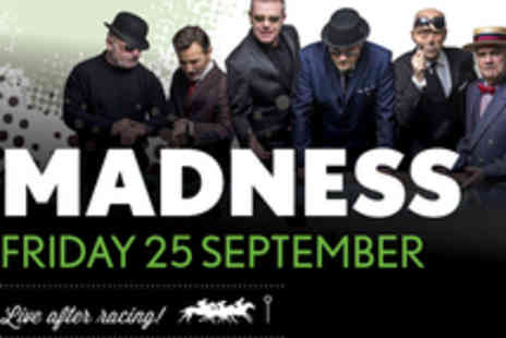 Wolverhampton Racecourse - Madness Live After Racing  - Save 0%