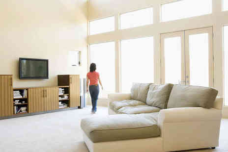 Chester Cleaning - Carpet Cleaning for a Living Room and Dining Room - Save 57%